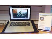 "Macbook Pro 13"" 2.53GHz 750GB 4GB Silver Apple laptop computer OSX El Capitain 2016 Ayrshire"