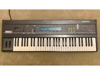 Ensoniq ESQ-1 Vintage '80's Synthesizer