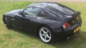Black BMW Z4 3 litre Si Sport for sale Chelmsford
