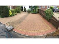 Patio or Driveway Cleaning