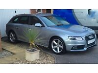 2010 Audi A4 Avant S-LINE special edition 170bhp.