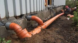 Pipe Layers / Drainage Groundworkers