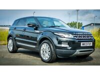 Land Rover, RANGE ROVER EVOQUE, Estate, 2013, Manual, 2179 (cc), 5 doors