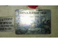 Hovabator 1632 reptile and Bird incubator