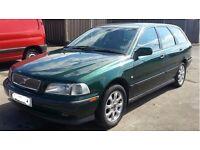 VOLVO V40 ESTATE CAR 1999 MOTED