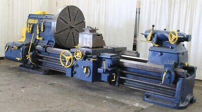 45 X 84 Monarch Engine Lathe Yoder 62746