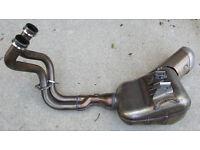 Yamaha MT-07 OEM stock exhaust
