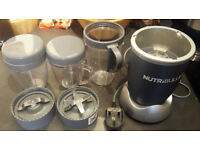 NutriBullet by Magic Bullet 600W