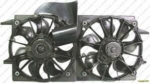 Cooling Fan Assembly Oldsmobile Cutlass 1997-1999