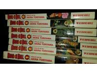 Dragon ball comic books for sale