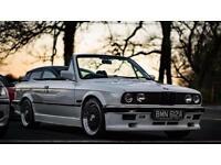 BMW E30 320i MTECH 1