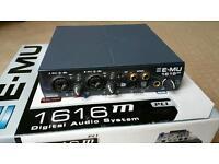 EMU 1616m PCI Digital Audio System