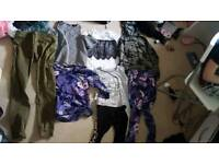 Girls clothes. 11 to 12 and 12 to 13. Bundle