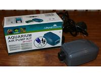 Aquarium fish tank air pump
