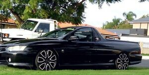 Holden Commodore Vy Ss Ute Port Kennedy Rockingham Area Preview