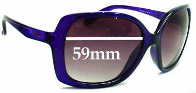 SFx Replacement Sunglass Lenses fits Oakley Beckon - 59mm (Oakley Beckon Replacement Lenses)