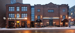 Office Space For Lease, Prime downtown Moncton location