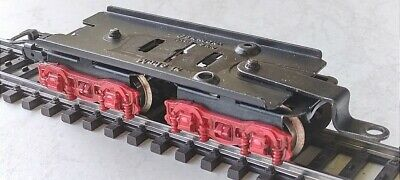 MÄRKLIN H0-Ersatzteil für Tender der Lok BR O1 (3048): 4-achsiges Fahrgestell