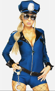 Dirty Cop Halloween Costume - Size XS