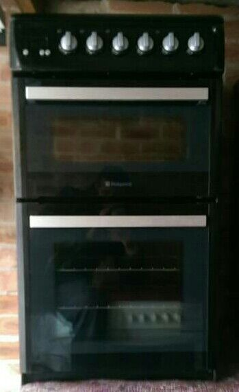 Hotpoint 50cm electric cooker can deliver
