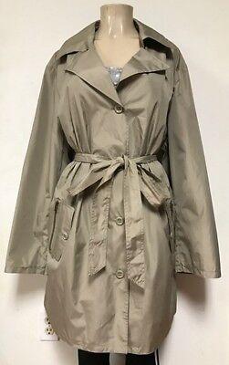 AVENUE Women's Plus Size Trench Coat BNWT!
