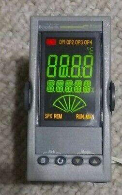 Eurotherm 3208 Cpvhlldxr2cl Programmable Temperature Process Controller