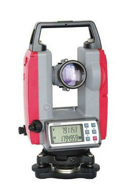Pentax Eth-505 Electronic Theodolite 5 For Surveying 1 Month Warranty