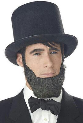 Honest Abe Abraham Lincoln Costume Beard - Abraham Lincoln Beard