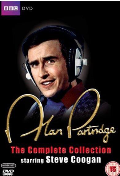 Alan Partridge collection dvd boxset