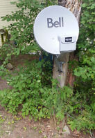 SATELLITE INSTALLATIONS and REPAIRS in COTTAGE COUNTRY