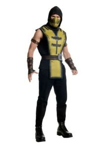 Mortal Kombat Costume Scorpion