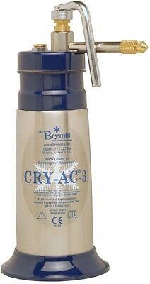 New Brymill B-800 Cry-ac 10oz. Cryoplate W 5 Spray Tips
