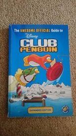Disney Club penguin book