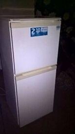 Beko 4ft fridge freezer