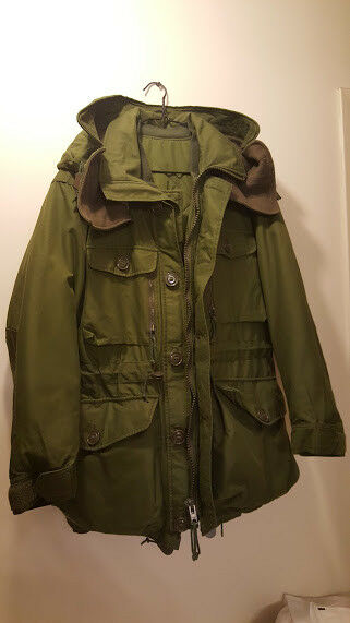 Canadian Army Goretex Winter Arctic Parka Men S City Of Toronto