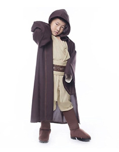 Value Special Child's Hooded Jedi Costume Robe and Suit