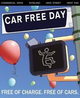 Vancouver CAR FREE DAY FESTIVAL 2016