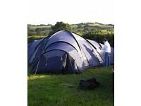 3 dome tent