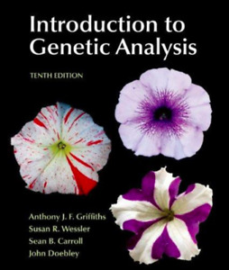 Introduction to Genetic Analysis 10th Ed, Griffiths (Looseleaf)