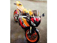 Repsol Honda Fireblade CBR1000RR