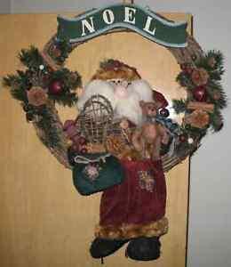 Lot de décorations de Noël pour vente/échange Québec City Québec image 1