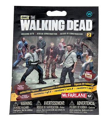1 x Walker Blind Bag S2 Figur The Walking Dead Building Set MBS 14610 McFarlane