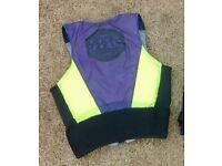 Two buoyancy aid / life jackets