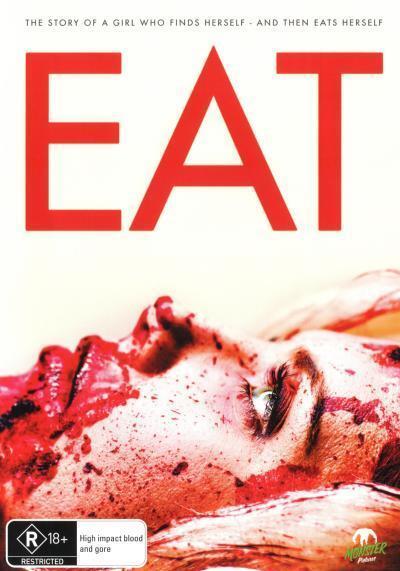 Eat  - DVD - NEW Region 4