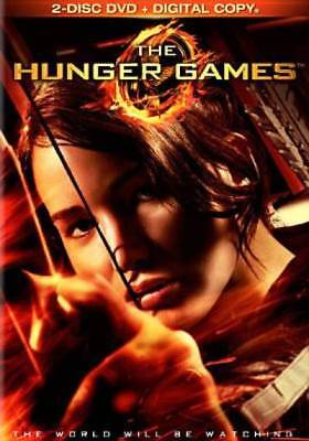 Купить The Hunger Games [DVD]