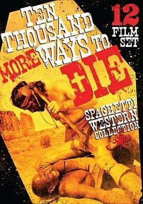 10,000 MORE Ways to Die - Spaghetti Western Film Collection for sale  USA