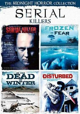 Serial Killers: Interview With A Serial Killer / Frozen in Fear / In The Dead - Movies Of Serial Killers