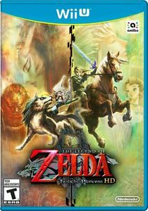 Twilight princess hd wii u