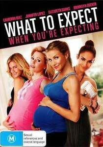 What To Expect When You're Expecting Dvd---3 Pickup Locations Wynn Vale Tea Tree Gully Area Preview