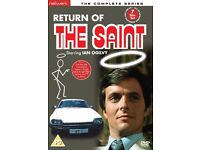 Return of the Saint: The Complete Series DVD (Box Set)